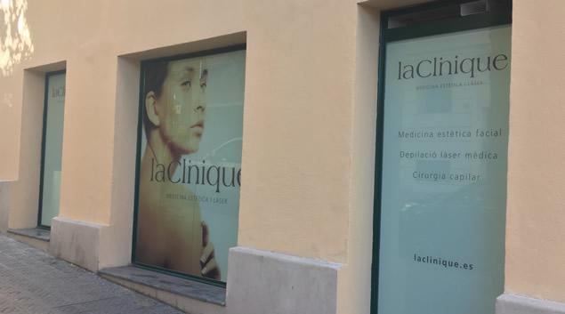 LaClinic Barcelona - Medicina Estética y Depilación Láser - Entrada