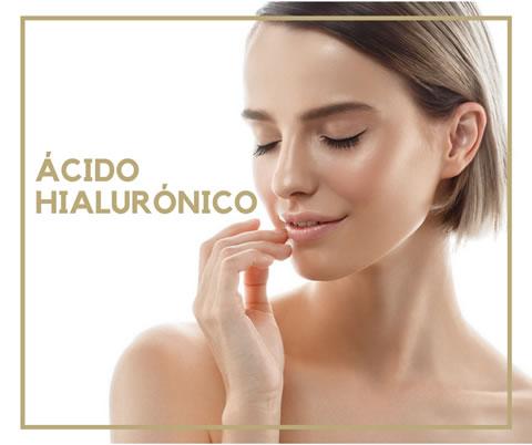 laClinique - Medicina Estética Facial - Ácido Hialurónico