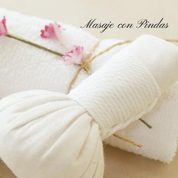 laClinique Barcelona - Masaje con Pindas