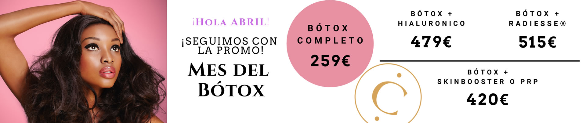 LaClinic - Abril - Botox
