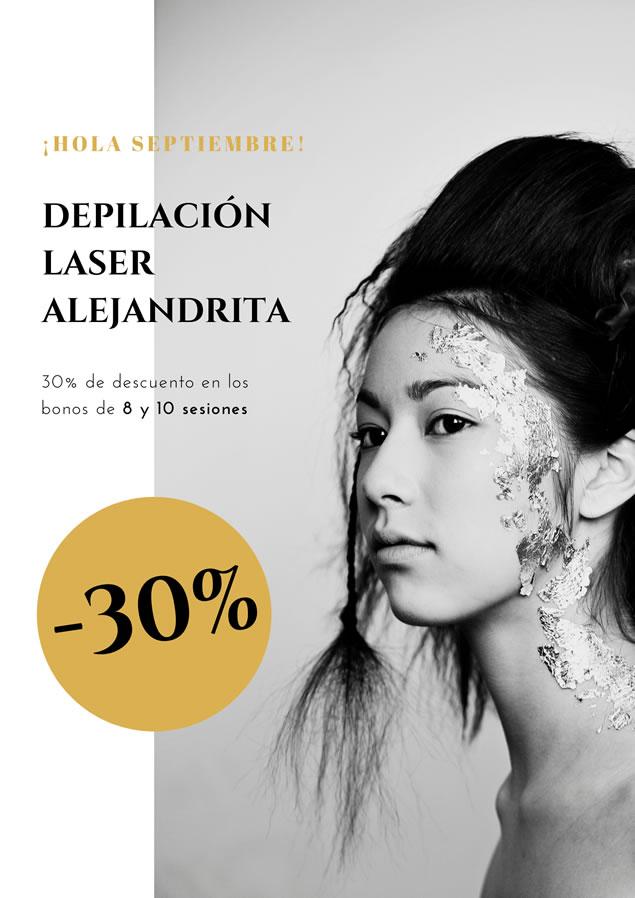 LaClinic - Promociones Septiembre - Laser